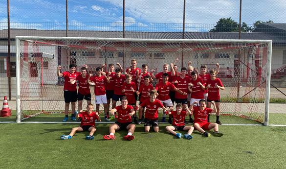 Landesliga-Quartett – C-Jugend der TSG Lützelsachsen aufgestiegen